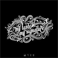 craft,art,design #design #floral #art #typography