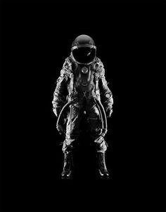 iainclaridge.net #photography #space #suit