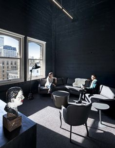 MTZHF Advertising Agency Offices in San Francisco / Gensler 7