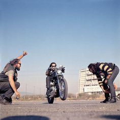 Hells Angels California Hunter Thompson #motorcycles #hellsangels