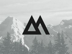Dribbble - Ski Brand Logo by Hype & Slippers