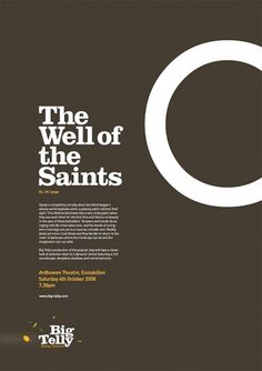 All sizes | The Well of the Saints A1 poster | Flickr - Photo Sharing!