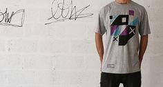 Cornwall Design Season | Branding | A-Side #branding #shirt #system #identity #apparell