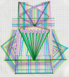 drawings//portfolio, lea charbonnier