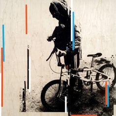 "Gray by Eyeone, 2015 | 24"" x 24"" 