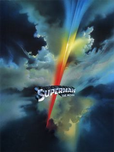 BOB PEAK #superman #poster