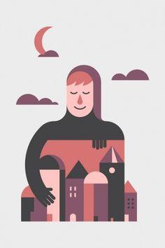 Trevor Basset #basset #illustration #trevor