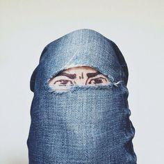 Visual Artist Brock Davis Blog #eyes #photo #jeans