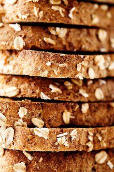 simple breakfast recipe   designlovefest #oats #food #crust #brown #light #bread #wheat
