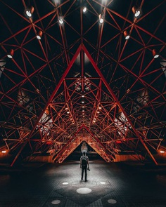 Incredible Urban and Architecture Photography by Kan Kankavee