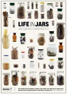 Life in hars by Rona Sagi at Coroflot #sofash #studiosofash #studio #poster
