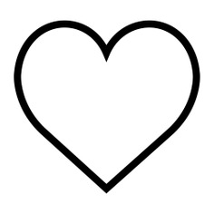 See more icon inspiration related to heart, like, lover, shapes, peace, interface and loving on Flaticon.