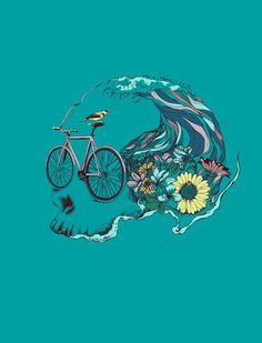 DesignersMX: Ride by futureMe #design #art #surf #amazing