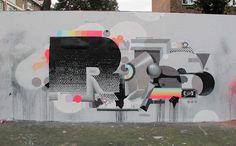 Roid MSK #graffiti
