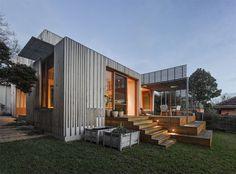 Renovation of a Brick Art Deco House