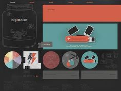 22 Beautiful Portfolio Websites to Inspire You #portfolio #design #web