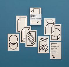 FORVENTE FORSVINDE #typography #geometry #lines