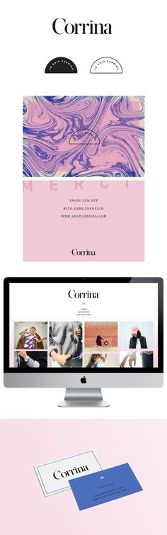 Corrina | Branding by Namesake