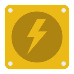 See more icon inspiration related to flash, thunder, bolt, electricity, lightning, electrical, electronics and technology on Flaticon.