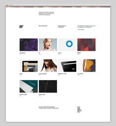 The Web Aesthetic #layout #website #web #web design