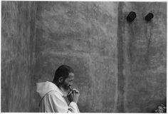 Monk Praying silence
