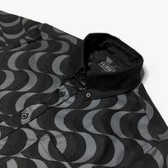 Waves Button Down Shirt