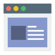 See more icon inspiration related to html, browser, website, web page, interface and multimedia on Flaticon.