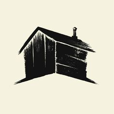 Woodshed logo by Olly Moss, HIDDEN TYPE #type #hidden #logo