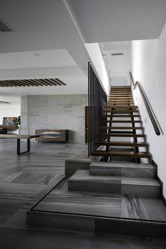staircase, Chihuahua, Mexico / Garza Maya Arquitectos