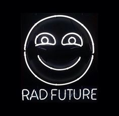 The Death of cool #rad #future #neon