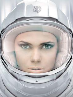 Bolivian Sea Patrol #helmet #space #girl