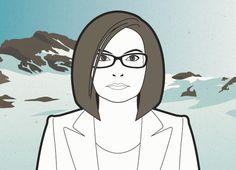 Cin #illustration #portrait