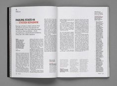 Modern Publicity #grid #layout #design #magazine