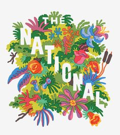the national Trademark™ #illustration
