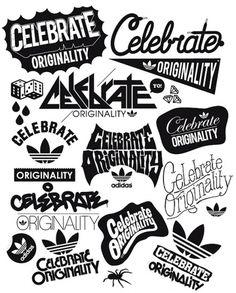 123Klan - Amour, violence, gloire et talent #adidas #shoes #graffiti #skate #logo #123klan