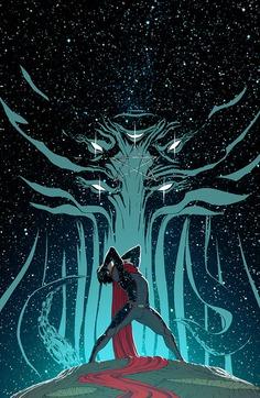 Matt Rhodes – Variant cover for Marvel's New Avengers