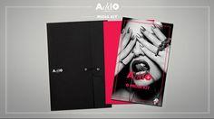 Bruno Tatsumi / Add Magazine #branding #magazine #design #graphic #identity #add #fashion #editorial #folder