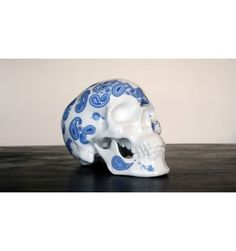 SKULL CASHMERE BLEU BY NooN