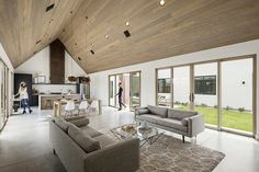 New Build Home Inspired by the Forms of the Missions in Southern Arizona 9