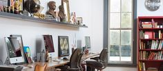 The Heads of State » Studio #workspace