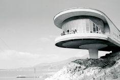 Armenian Sevan peninsula #brutalism #building #architecture #coldwar