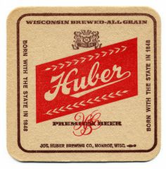 typography, beer