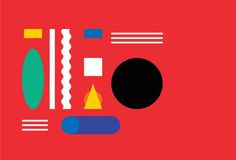 Routines on the Behance Network #geometric #shapes #basic