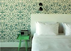 Baby Queen Room | Wythe Hotel #interior #bedroom #furniture #wythe #hotel