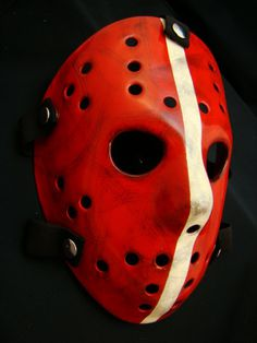 Hockey Mask #13th #jason #friday #cinema #custom