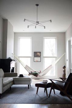 A Hint of Bohemian Austin in Historic Virginia   Design*Sponge #interior design #decoration #decor #deco