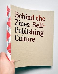 Behind the Zines - Adeline Mollard — Designer / Editor / Bench.li #print #design #graphic