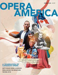 Nazario Graziano / Opera America magazine