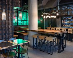 Juke Fried Chicken in Vancouver by Ply Architecture 2