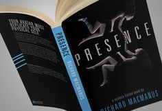 Presence, by Richard MacManus (2016), book design by The Frontispiece
